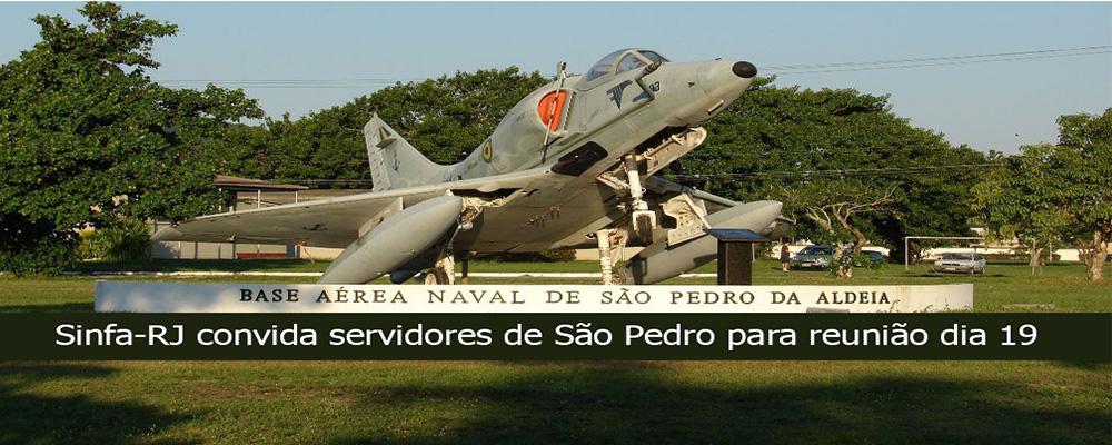 Sinfa-RJ convoca reunião em São Pedro da Aldeia